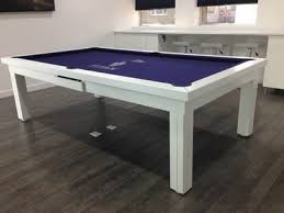 Dining Room Pool Tables By Generation Chic Pool Dining Room Pool - Pool dining room table