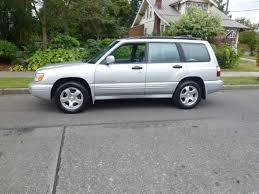 subaru minivan 2016 2001 subaru forester awd auto sales