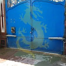 dự án thi công cổng tự động beninca thủy linh long tại việt nam