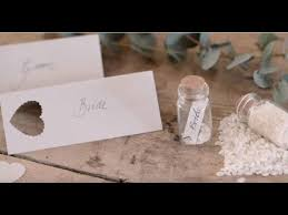 diy place cards diy place cards and wedding table decorations by søstrene grene