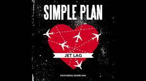 Jet Lag Meme - simple plan jet lag ft marie mai youtube