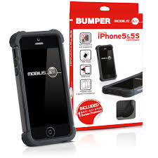 purchase at mobilis rugged case iphone 5 5s bumper collection