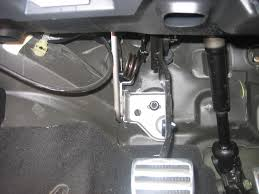 how to fix your squeaking clutch pedal allsentra com the
