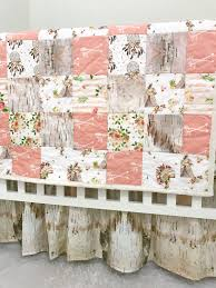 Boho Crib Bedding by Little Oasis Boho Teepee Floral Crib Bedding Choose Complete Set