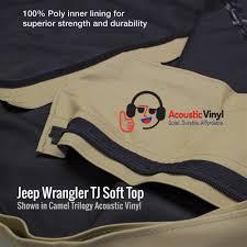 jeep soft top black sierra offroad tj wrangler soft top black twill vinyl