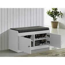 Ikea Shoe Storage Bench Home Design Ikea Shoe Rack Bench Cabinet Diy Decor Pertaining