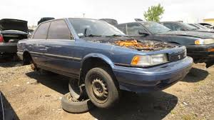 toyota camry v6 engine junkyard find 1991 toyota camry dx with v6 engine and five speed