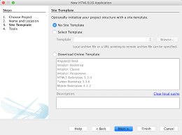 getting started with html5 applications netbeans tutorial
