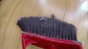 Hardwood Floor Broom Broom Sweeping Pov 1 Sweeping A Hardwood Floor From The