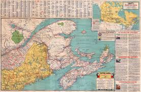Road Map Of Canada by Map And Data Library University Of Toronto Libraries Search Pages