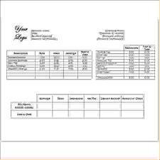 12 check stub template freeagenda template sample agenda