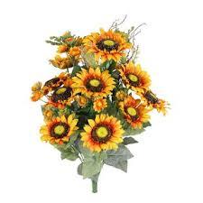 artificial sunflowers artificial sunflowers wayfair