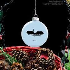mustache ornaments clinton diy crafts