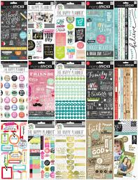 all about the happy planner diycandy com