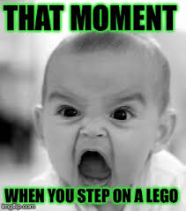 That Moment When Meme - angry baby meme imgflip