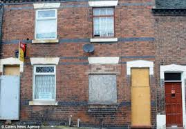 empty houses for sale for 1 in britain u0027s cheapest street daily
