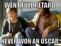 Funny Oscar Memes - after tonight this is all null and void rip oscarless leo album