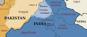 New Delhi India Map by India Pakistan Post Partition Traumas Openlearn Open University