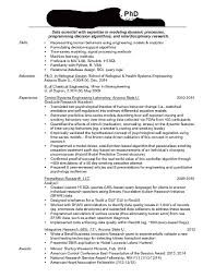 data scientist resume great resume data science photos resume ideas namanasa