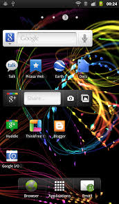 picasa android on the samsung galaxy tab p1000 android 2 3 3 gingerbread