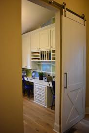 barn door style kitchen cabinets image by kitchen design services