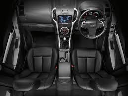 isuzu dmax interior isuzu shows a 1 9 litre ddi bluepower diesel d max bigwheels my