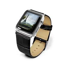 apple watches on black friday apple watch 38mm leather strap in black tuff luv