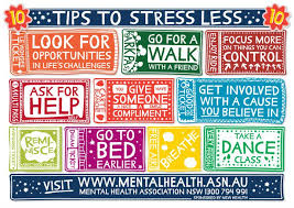 tips to stress less pinned by annie wright ma mfti visit me