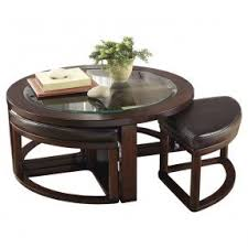 Coffee Table With Coffee Table With Stools Underneath Foter