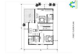 1 bhk floor plan for 20 x 40 feet plot 800 square feet