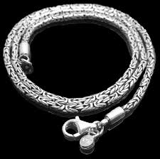 silver necklace cheap images Baruna silver necklace king chain silver buying cheap online by jpg