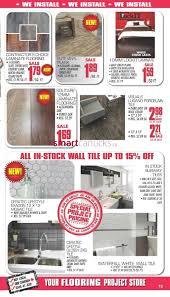Builders Warehouse Laminate Flooring Prices J U0026h Builder U0027s Warehouse Flyer May 9 To 23