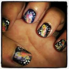 girls need toilet paper easy nail art for beginners galaxy nails