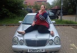 hilarious ebay ad sends price of clapped out mercedes soaring