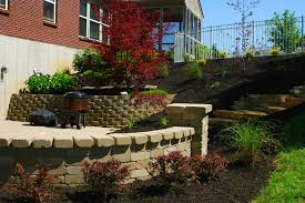 retaining walls northern ky showplace landscaping