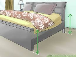 how to choose the right size bed 12 steps with pictures