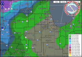 Rockford Il Zip Code Map by Recap Of The December 20th 2012 Winter Weather Event