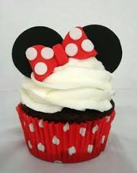 Red Minnie Mouse Cake Decorations Best 25 Mini Mouse Cupcakes Ideas On Pinterest Minni Mouse