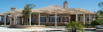 perfect custom patio cover for your bakersfield or las vegas backyard