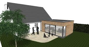 modern extensions wilson mcmullen architects portrush coleraine portstewart county