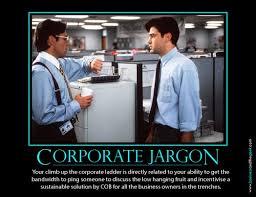 Business Meeting Meme - corporate jargon for dummies back office betties