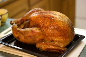 how to season the turkey for thanksgiving lemon recipes festive roast turkey with rosemary garlic and