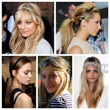 hippy headbands how to wear a headband for hippies and non hippies beauty