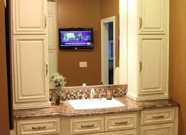 Bathroom Cabinets Designs by Best 20 Small Bathroom Cabinets Ideas On Pinterest Half Yeo Lab