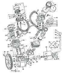 wiring diagrams ir air compressor compressor diagram arb twin
