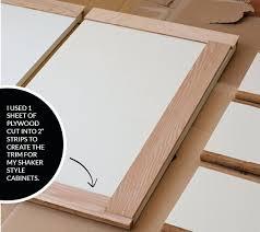 how to build shaker cabinet doors making shaker cabinet door ideas mconcept me