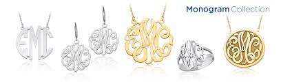 monogram pendants nola monograms