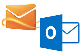 how to access windows live hotmail with outlook