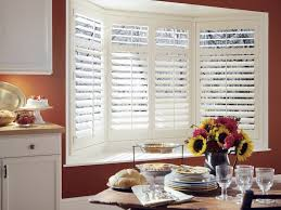 Home Design Center In Nj Blinds U0026 Shades For Bay And Corner Windows Mary U0027s Drapery
