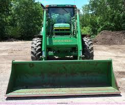 2001 john deere 7210 mfwd tractor item j4853 sold july